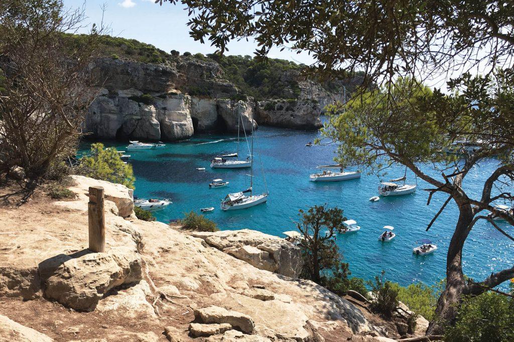 Playa Macarella - Menorca