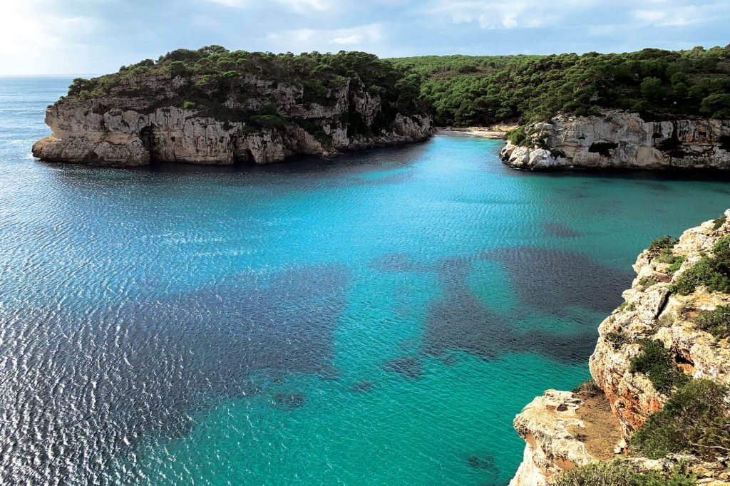 Playa Macarelleta - Menorca