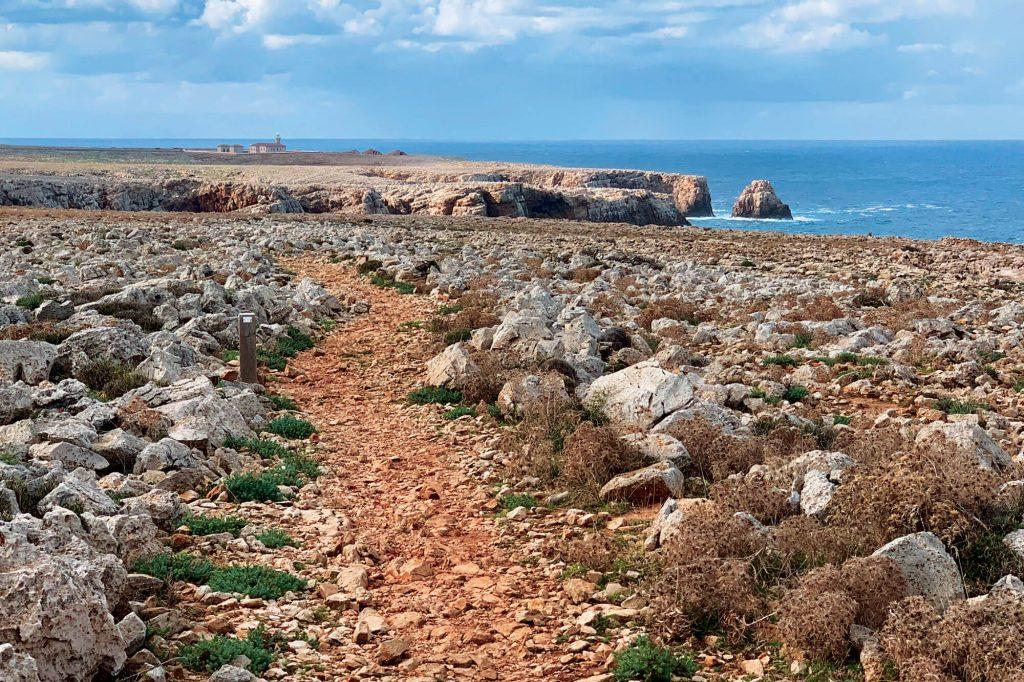 Cami de Cavalls (Punta Nati) - Menorca